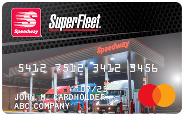 Superfleet Mastercard® Card